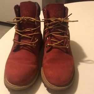Timberland Ankle Boots. UNISEX
